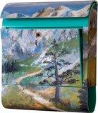 Die Briefkastenfirma Bergen brievenbus