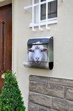 Die Briefkastenfirma Schaap brievenbus