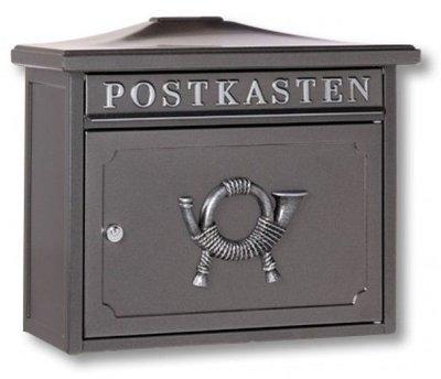 Burg Wächter Sylt antraciet brievenbus