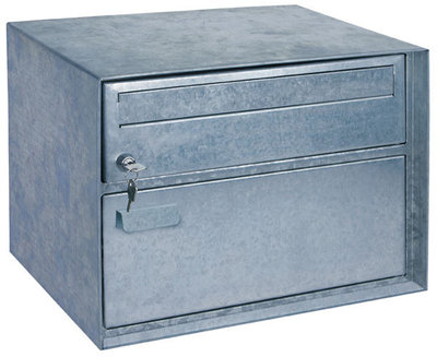 Rottner Tresor Distel zilver brievenbus
