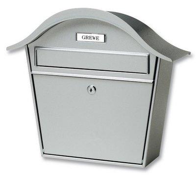 Burg Wächter Holiday zilver brievenbus