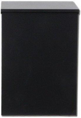 Allux 100 zwart brievenbus