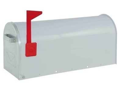 Rottner Tresor U.S. Mailbox wit brievenbus