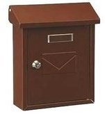 Rottner Tresor Cesena bruin brievenbus