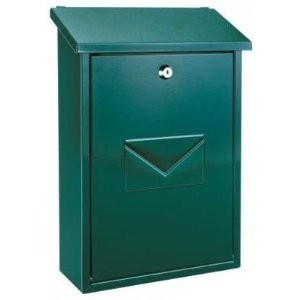Rottner Tresor Parma groen brievenbus