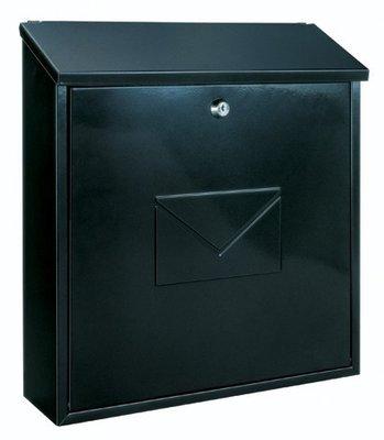 Rottner Tresor Firenze zwart brievenbus