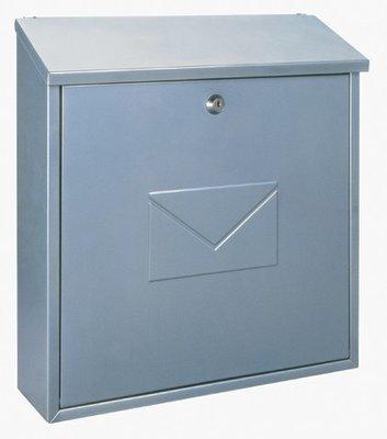 Rottner Tresor Firenze zilver brievenbus
