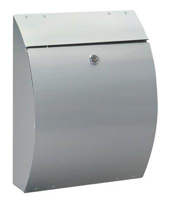 Rottner Tresor Eleganza zilver brievenbus