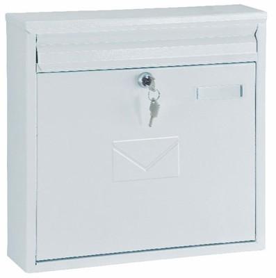 Rottner Tresor Teramo wit brievenbus