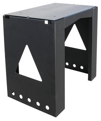Allux 8002 mounting base zwart