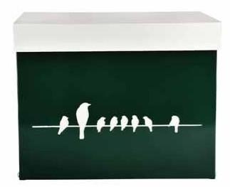 Retourkansje | Esschert Design PTT06 brievenbus