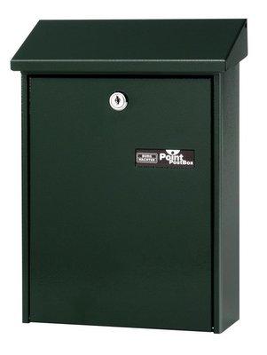 Burg Wächter Daily groen brievenbus