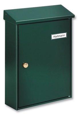Burg Wächter Letter groen brievenbus