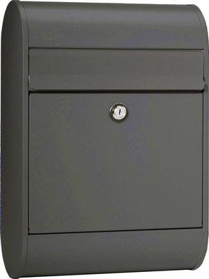 Allux 6000 Ruko antraciet brievenbus