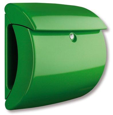 Burg Wächter Piano fresh green brievenbus