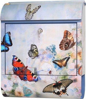 Die Briefkastenfirma Vlinders brievenbus