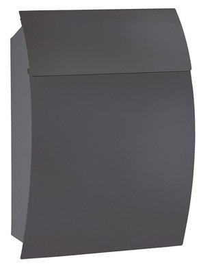 Rottner Tresor Harrow zwart brievenbus