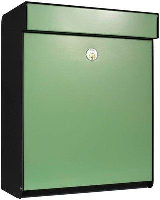 Allux Grundform groen brievenbus