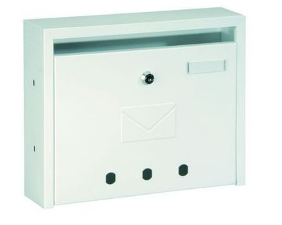 Rottner Tresor Urbino wit brievenbus