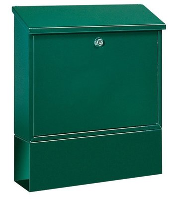 Rottner Tresor Villa-Set groen brievenbus
