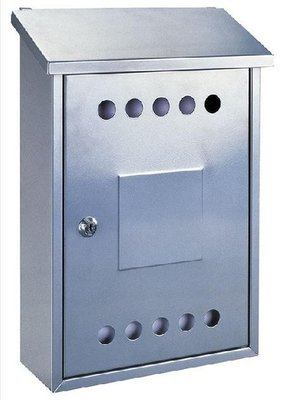 Rottner Tresor Bibione zilver brievenbus