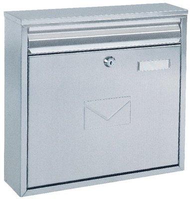 Rottner Tresor Teramo RVS brievenbus