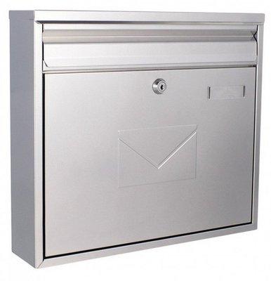 Rottner Tresor Teramo zilver brievenbus