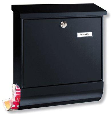 Burg Wächter Vario-set zwart brievenbus