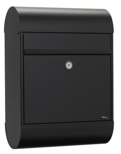 Allux 6000 zwart brievenbus