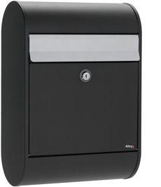 Allux 5000 zwart brievenbus