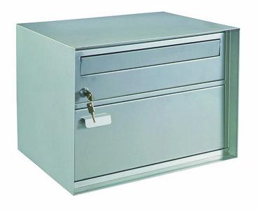 Rottner Tresor Edelweiss zilver brievenbus