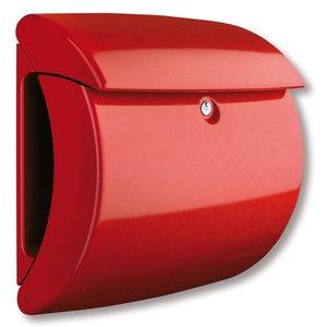 Burg Wächter Piano rood brievenbus