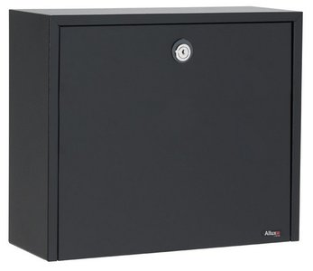 Allux 160 zwart brievenbus