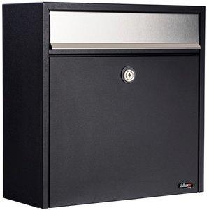 Allux 250 zwart brievenbus