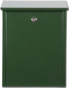 Allux 200 groen brievenbus