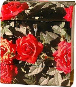 Die Briefkastenfirma Rode Rozen brievenbus