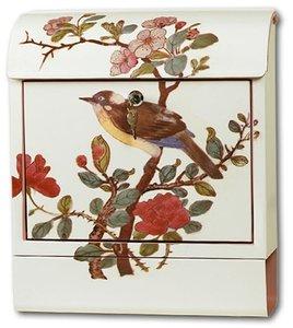 Die Briefkastenfirma Vogel brievenbus