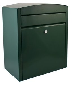 Favoriete Stoer! groen brievenbus kopen? | Gratis verzending MK11