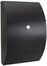 Allux 7000 zwart brievenbus