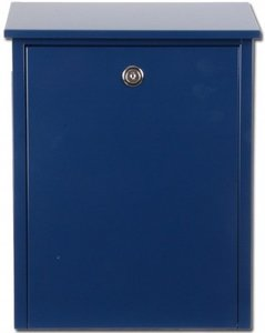 Allux 200 blauw brievenbus